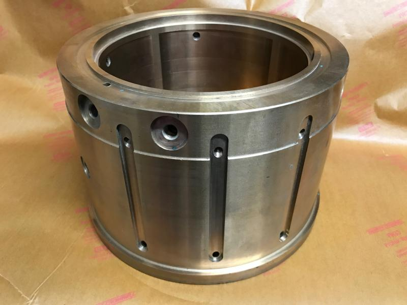 Hydrostatic Bearing 01